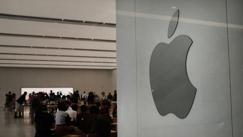 Logo Apple Foto: Spencer Platt/Getty Images