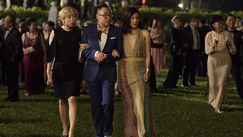 5 Fakta Film Crazy Rich Asians