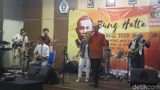 Roadshow Bung Hatta Anti-Corruption Award (BHACA) di FH Undip Semarang, (12/9)