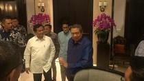 Strategi Prabowo Yang Dirumuskan di Rumah SBY Sang Godfather