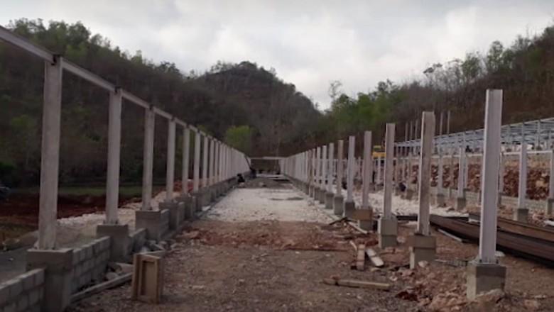 Peternakan Ayam di Geopark Gunung Sewu (Istimewa/Cahyo)