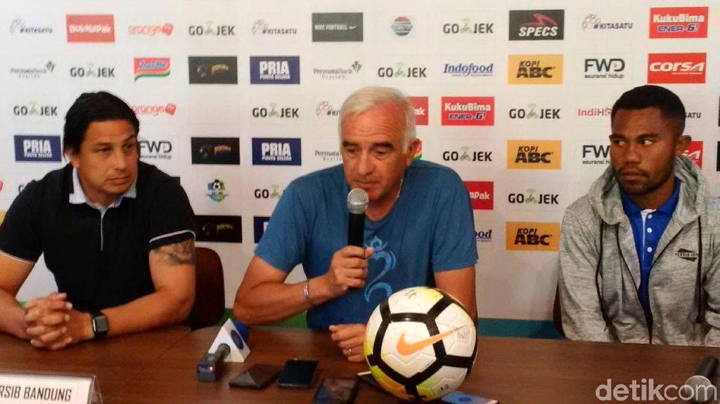 Persib Vs Arema FC: Tekad Maung Bandung Pertahankan Puncak Klasemen