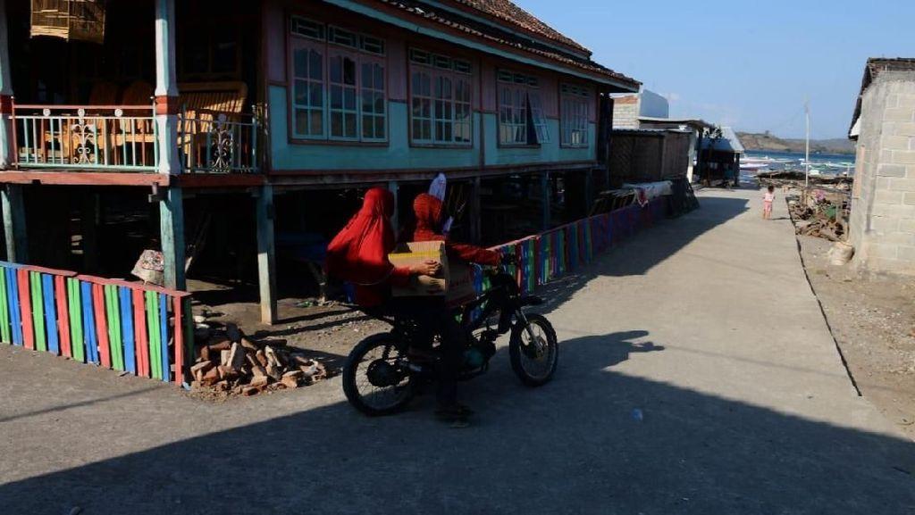 Desa di NTB Ini Selamat dari Pasang Air Laut Berkat Dana Desa
