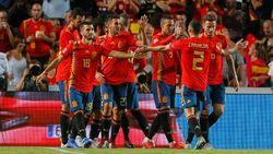 Spanyol Belum Optimal, tapi Enrique Tetap Senang