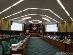 H-3 Jabatan Berakhir, DPRD DKI Gelar Paripurna Sahkan APBD Perubahan 2019