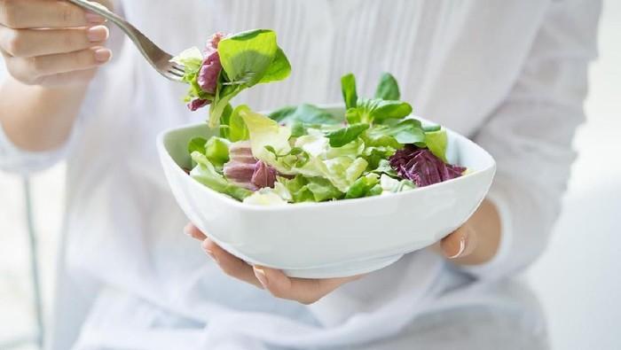 Studi menemukan diet nabati bisa tingkatkan risiko stroke. Foto: Istock