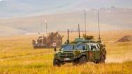 Tentara Rusia-Tajikistan Latihan Perang Dekat Perbatasan Afghanistan