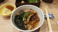 Lembut Gurih Hitsumabushi, Unagi Panggang Khas Nagoya