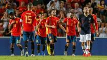 Hasil UEFA Nations League: Asensio Cemerlang, Spanyol Hancurkan Kroasia 6-0