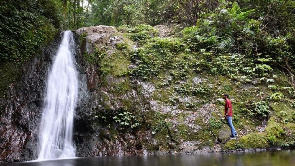 Destinasi Wisata Air Terjun Tiu Dua Sumbawa akan Dikelola BUMDes