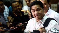 Erick Thohir: Kadin akan Beri Masukan Bidang Ekonomi ke Jokowi