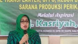 PPP Harap Jumlah Bantuan Alsintan untuk Petani Semakin Banyak