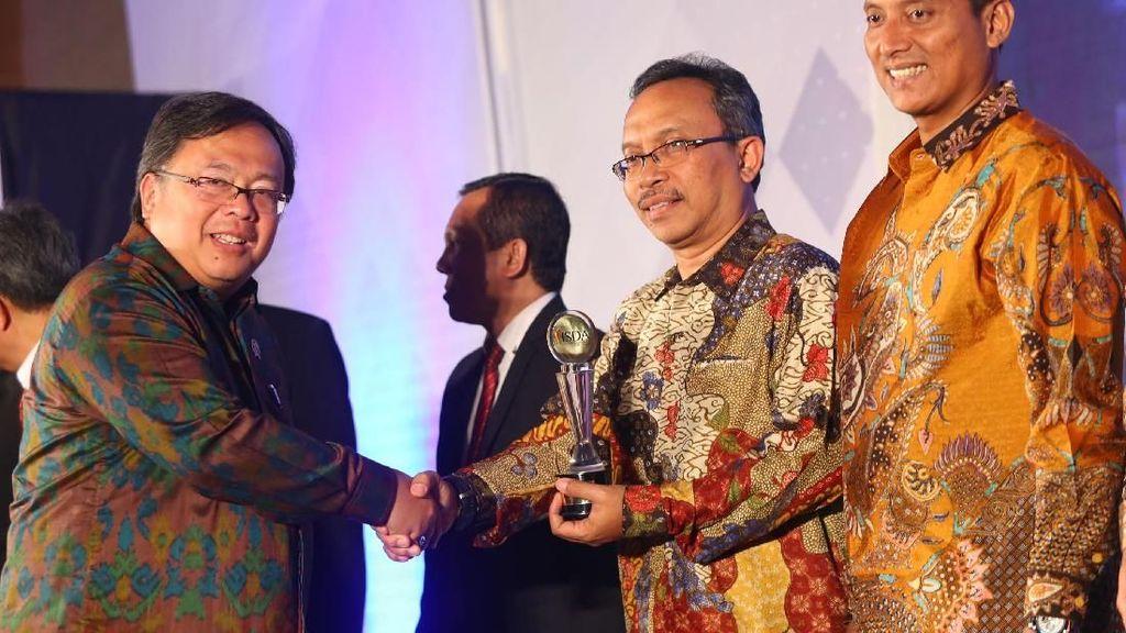 Penghargaan Bergengsi di Ajang ISDA 2018