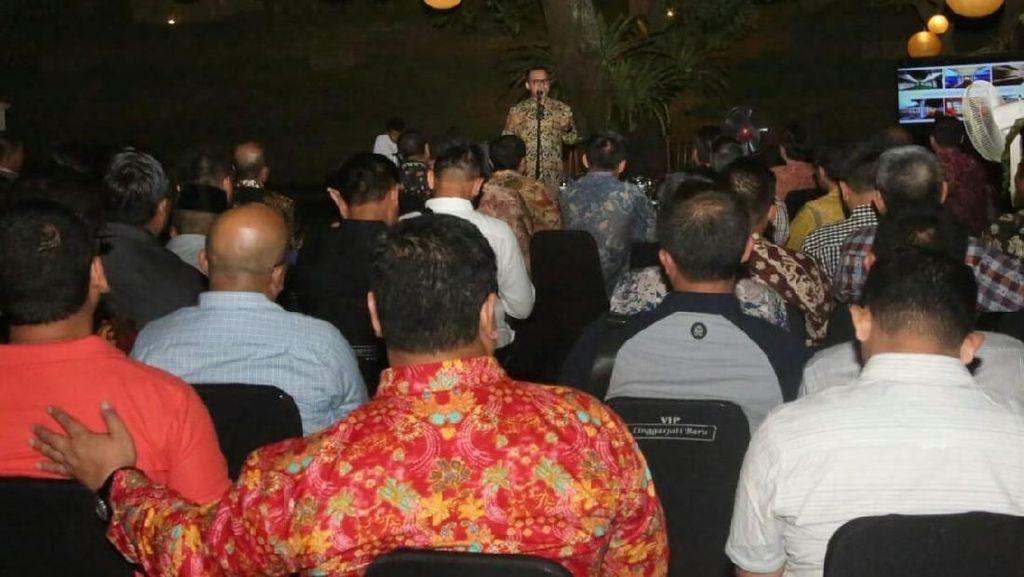Ratusan Praktisi Migas Gelar Pertemuan di Banyuwangi, Ini Harapan Anas
