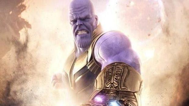 Perang Dengan Thanos, Ini Senjata Rahasia Jokowi