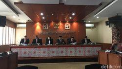 DKPP Periksa Dugaan Pelanggaran Kode Etik Penetapan KIP Aceh