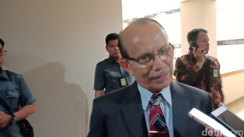 Dituding Terima Suap Rp 15 Juta, Hakim JWL Terancam Dipecat