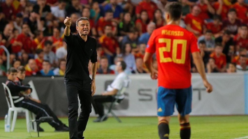 Ramos: Setiap Kemenangan Spanyol Akan Jadi Milik Enrique