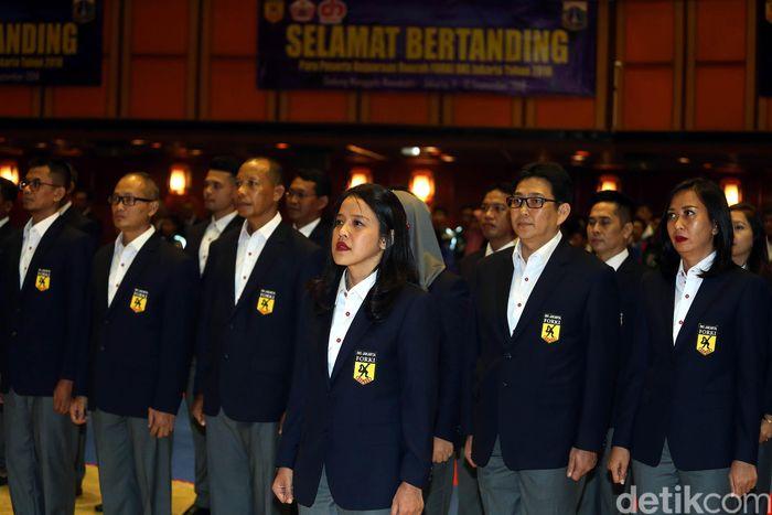 Meitra Mavida menjadi Ketua Umum Forki setelah terpilih dalam Musyawarah Olahraga Daerah (Musorda) Forki DKI Jakarta. Diamenggantikan Dody Amar Rachmadi.
