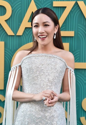 Foto: Liburannya Bintang Crazy Rich Asians, Constance Wu