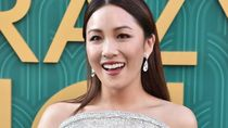 Foto: Liburannya Bintang Crazy Rich Asians, Constance Wu