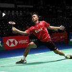 Anthony Dipatok Target Semifinal di World Tour Finals