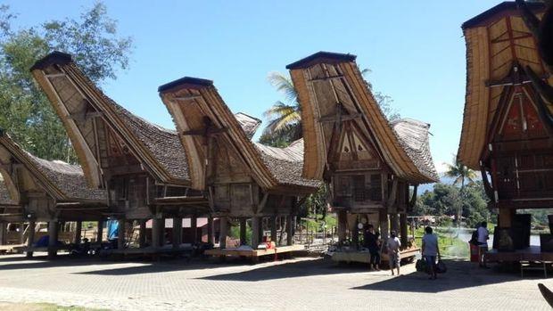 Desa Adat Kete Kesu