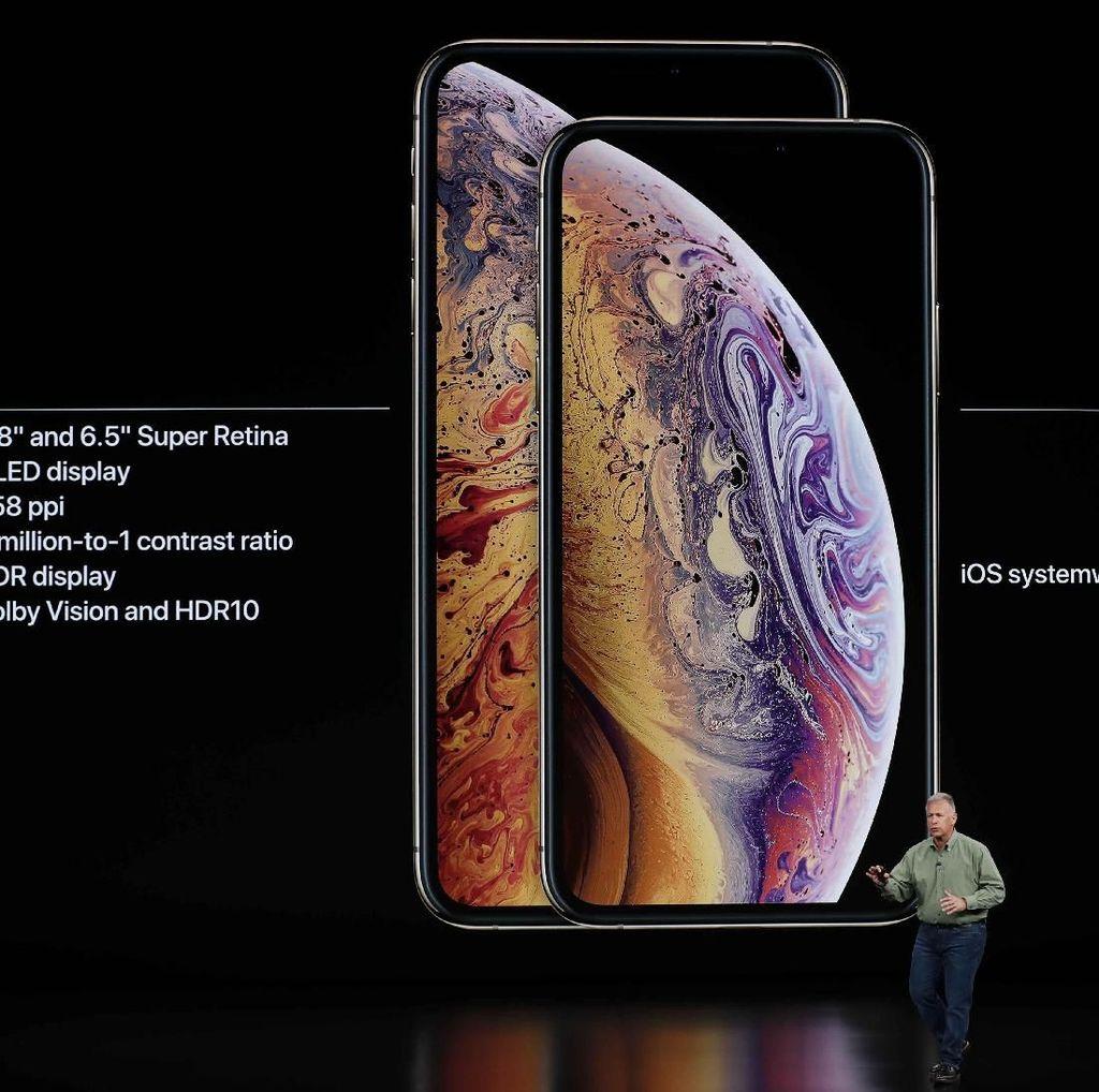 Begini Suasana Peluncuran iPhone XS, XS Max, dan XR