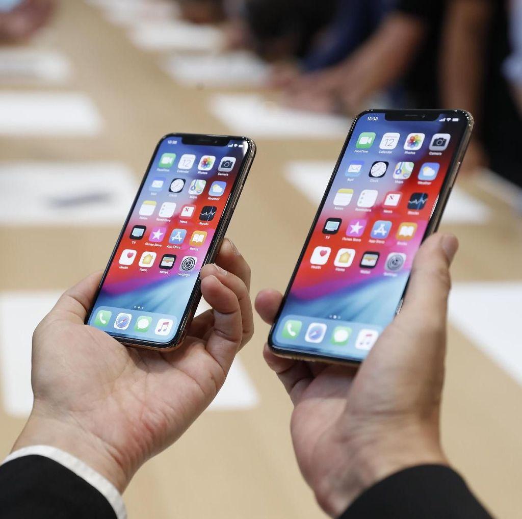 Apple Pangkas Produksi iPhone XS, XS Max dan XR?