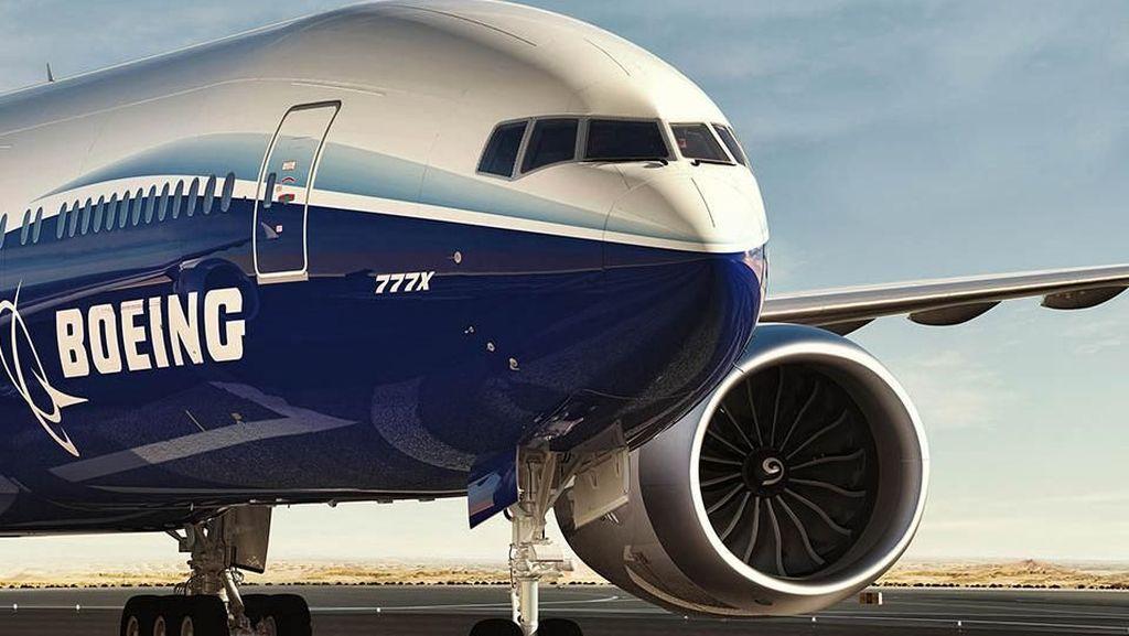 Saham Boeing Sudah Jatuh 8% Sejak Tragedi Lion Air