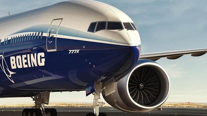 Boeing 777X-9 dan X-8