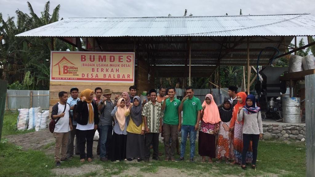Olah Sampah, BUMDes di Maluku Utara Raup Rp 20 Juta/Bulan