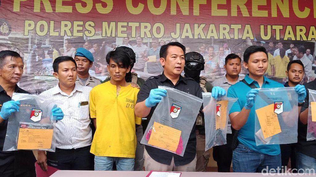 Fakta-fakta Terbaru DH Penembak Istri di Jakarta Utara