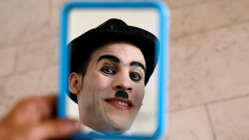 Potret Karim Asir, Charlie Chaplin dari Afghanistan