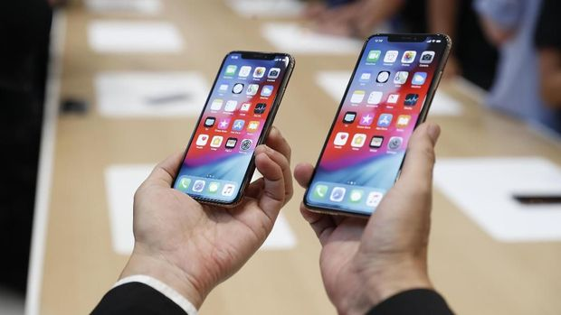 Apple iPhone XS dan Xs Max