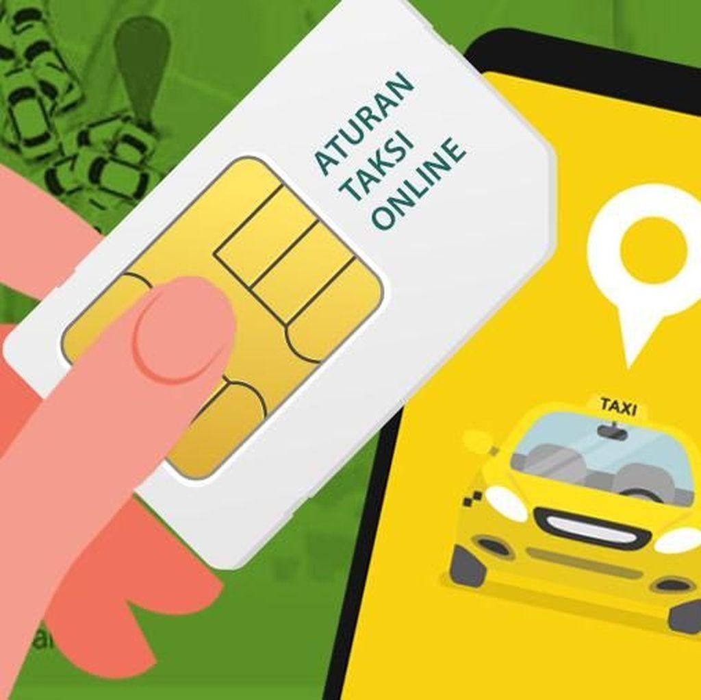 Kemahalan, Driver Minta Biaya Izin Taksi Online Diturunkan