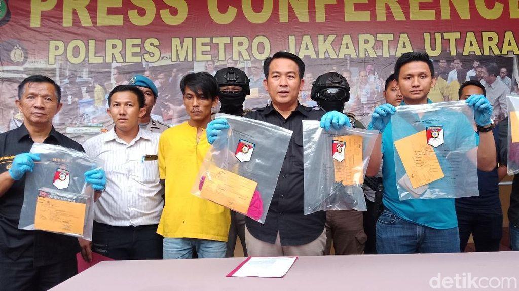 Polisi: DH yang Tembak Istri di Jakut Sudah 2 Tahun Miliki Air Gun