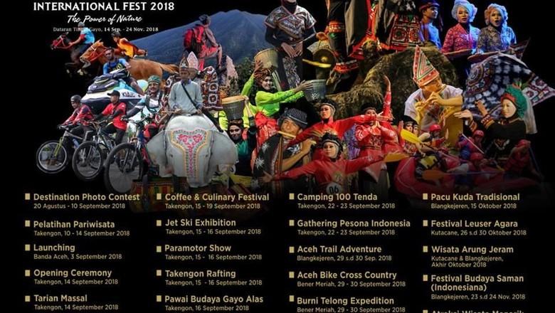 Foto: GAMI Festival 2018 (dok. Disbudpar Aceh)