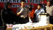 Pengedar 50 Ribu Pil Koplo Diamankan Polisi Saat akan Transaksi