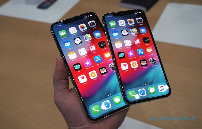 iPhone XS dan XS Max. Foto: Slashgear