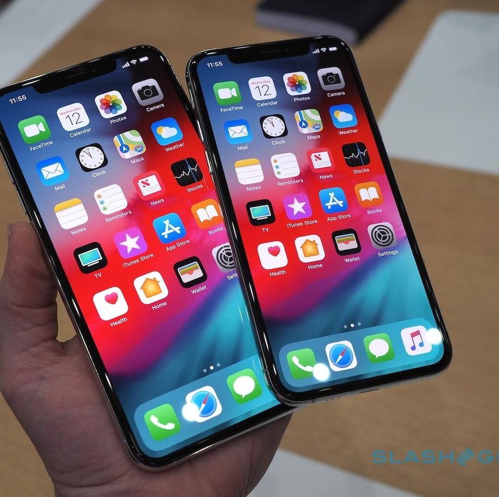 Ini Spesifikasi iPhone XS dan iPhone XS Max