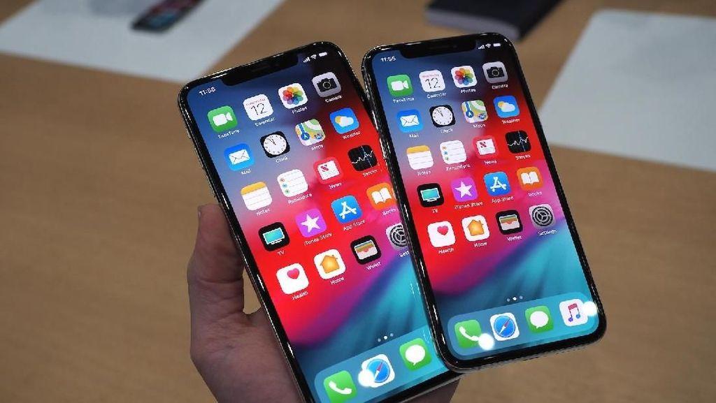 iPhone XS vs Ponsel Flagship Lainnya