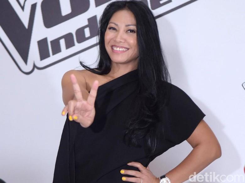 Single Barunya Masuk Chart Billboard Lagi, Anggun Sungguh Tak Menduga