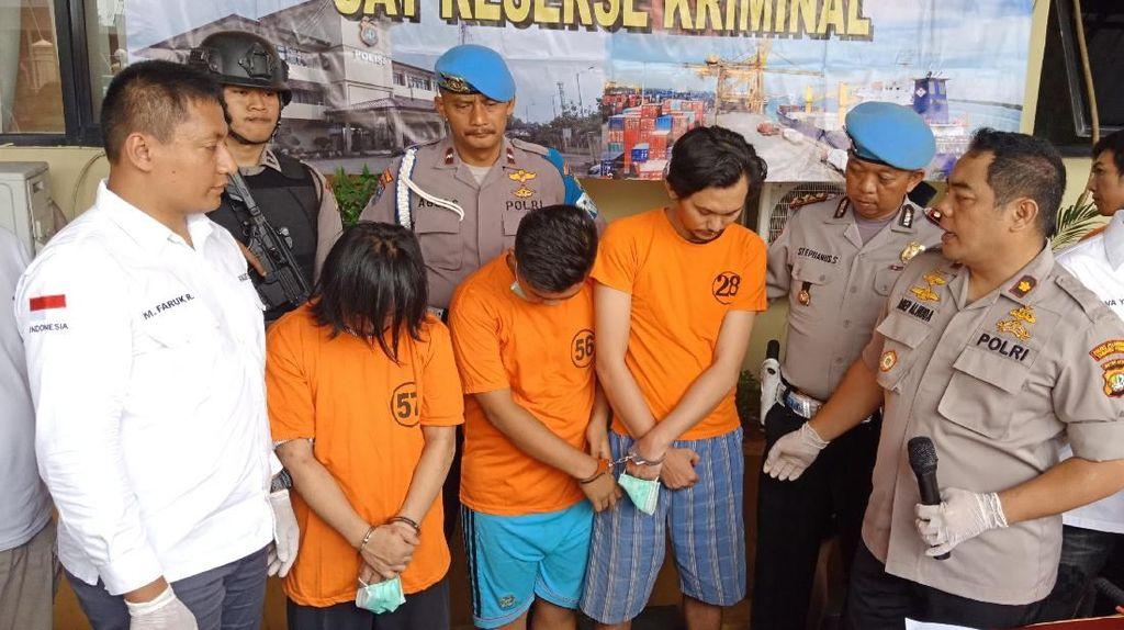 Jual ABG via Facebook, 3 Pria Muncikari Ditangkap Polisi
