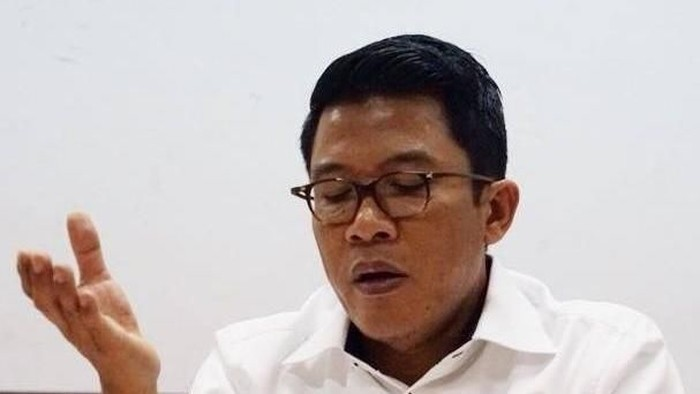 Politikus Golkar Mukhamad Misbakhun