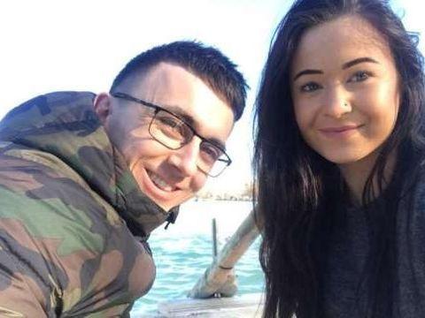 Sean Youn terpaksa liburan dengan mantan pacarnya