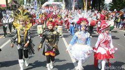 Begini Meriahnya Pawai Taaruf Peringati 1 Muharam di Banyuwangi