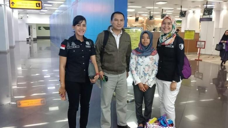 Gadis Sukabumi Diduga Korban Trafficking Dipulangkan dari Malaysia