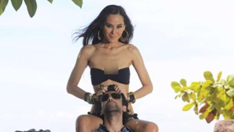 Ina Thomas Dibully, Jeremy Thomas Mesra dengan Sophia Latjuba