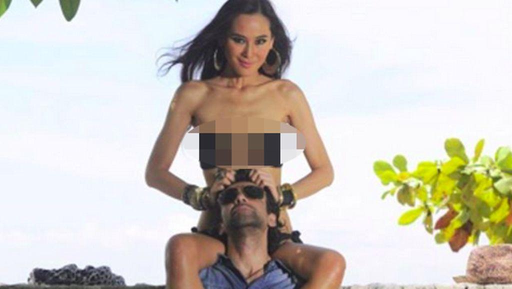 Tubuh Kurus Ina Thomas Disebut Netizen Anoreksia, Ini Tanggapannya